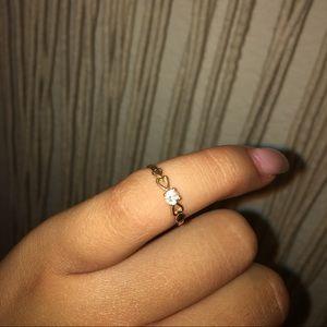 10K Gold Children's Ring/ Midi Ring